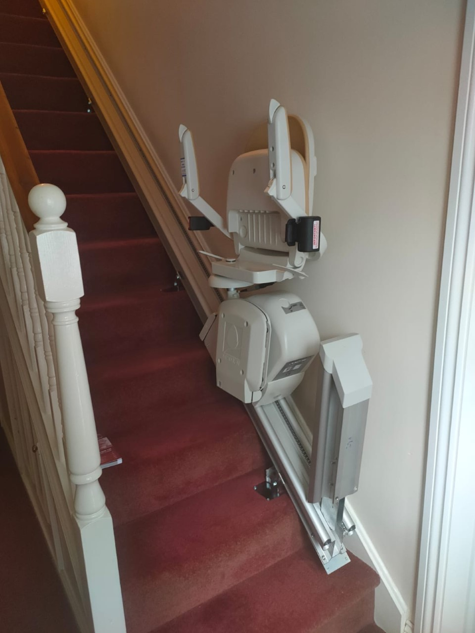 Rental stairlift photo